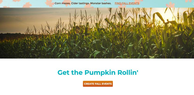 PumpkinRollingLandingPage