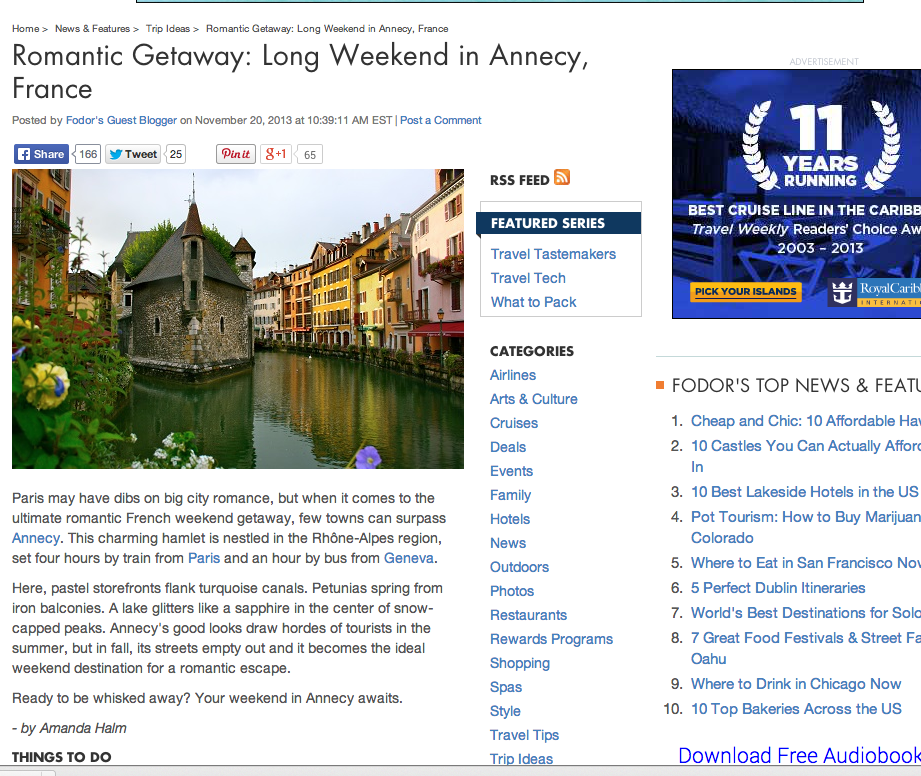 Annecy Screenshot